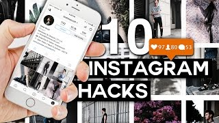 One of Drew Scott's most viewed videos: Top 10 Instagram Hacks That Work!! // Imdrewscott