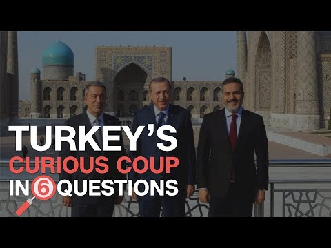 Turkey's Curious Coup in 6 Questions