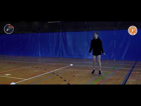 30 SEC. SIDE STRADDLE   India Inter-school Rope Skipping Championship 2021.