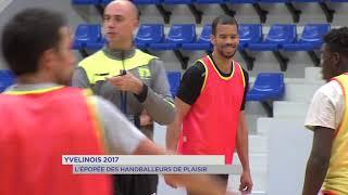 Yvelinois 2017 : l'épopée des handballeurs de Plaisir