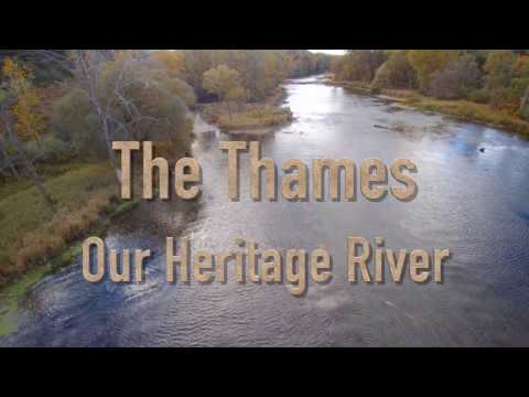 The Thames: Our Heritage River  **Updated Version**
