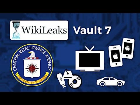 WikiLeaks Vault 7 explained