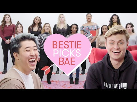 I Let My Best Friend Pick My Girlfriend: Carter Sharer   Bestie Picks Bae x @Carter Sharer