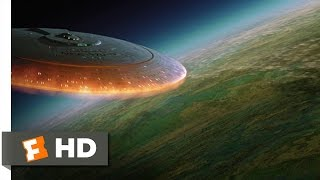 Star Trek: Generations (4/8) Movie CLIP - The Enterprise Crashes (1994) HD