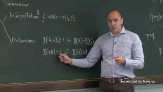 Lesson 1: Classical propositional logic. Logic and Paradoxes. University of Navarra MOOC