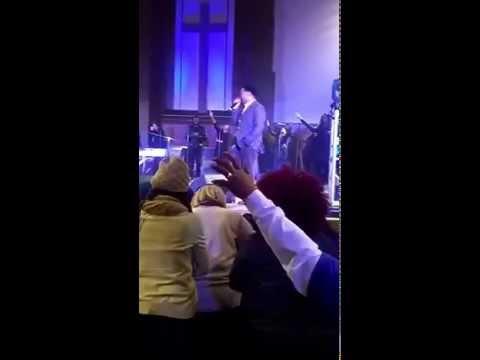 Kirk Franklin @ New Life Covenant Church