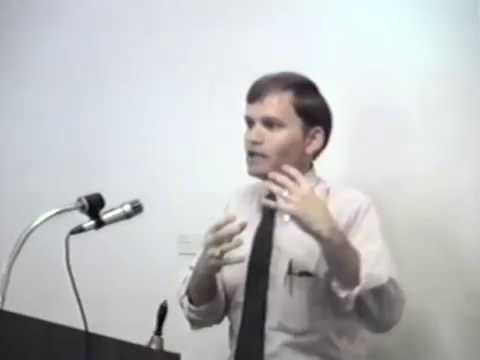 Phil Grasser talk on Spanish era California history (March 3, 1986)
