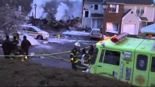 ABD'de korkunç patlama 1 ölü