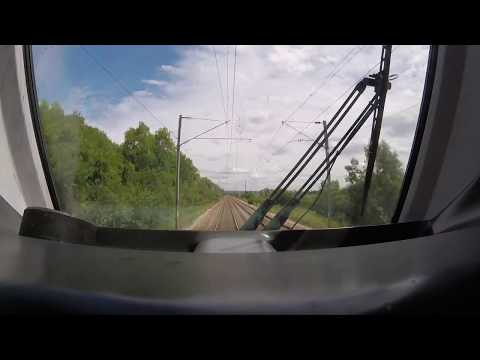 Trajet en cabine: Z26500 de Rouen Rive droite à Aubevoye
