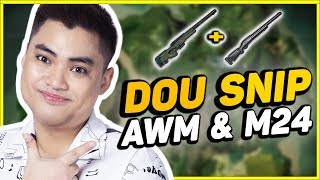 [PUBG PC] RIP113 CẦM COMBO SNIP AWM & M24 CỰC HẤP DẪN
