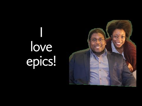 I love epics! Leopard Lit Interviews Adam HC Myrie part 1