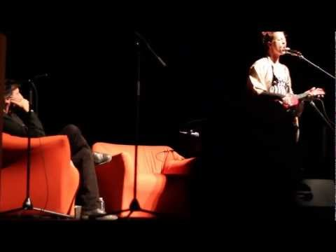 """Amanda Palmer - """"Dear Old House"""" Live at The Fisher Center for the Performing Arts at Bard College"""