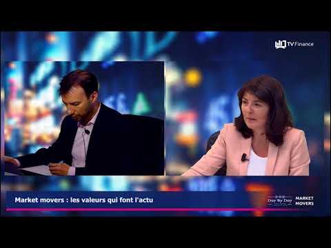 Market Movers : « BNP Paribas, Crédit Agricole, Société Générale, Total et TechnipFMC »