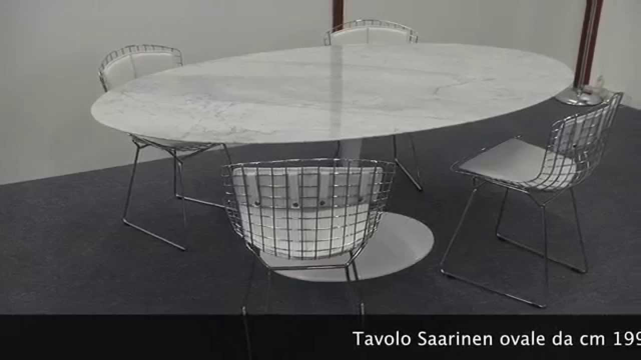 Tavolo Tulip Knoll Marmo : Tavolo saarinen knoll. table ovale tulipe interesting saarinen table
