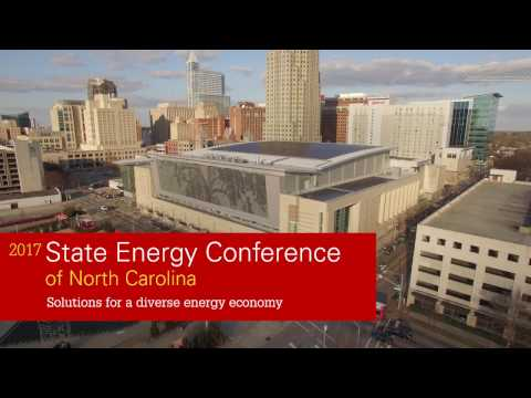 2017 State Energy Conference video