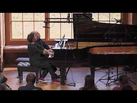 Jeffrey Kahane, Gabriel Kahane, Dover Quartet and Timo Andres