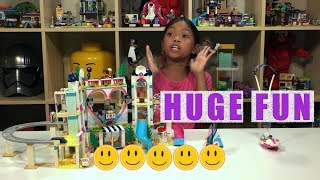NEW & Amazing LEGO Friends Heartlake City Resort | BUILD | PLAY | REVIEW