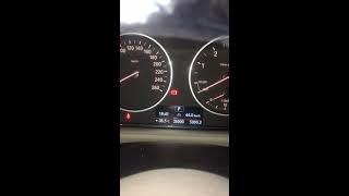 BMW SERIE 316d 318d 320d Comment réinitialiser  l'indicateur période d'entretien vidange