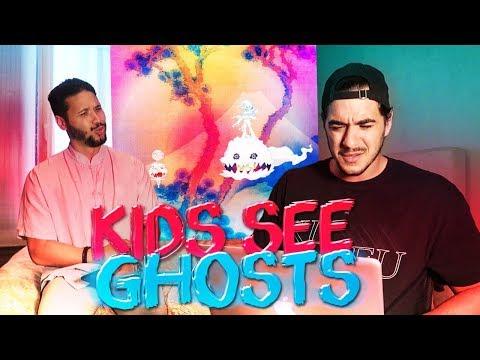 Kanye West & Kid Cudi - Kids See Ghosts (Première écoute)