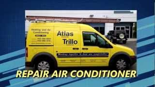 Video Air Conditioning Service San Jose | Atlas Trillo Heating and Air 408-286-8931 download MP3, 3GP, MP4, WEBM, AVI, FLV Juni 2018
