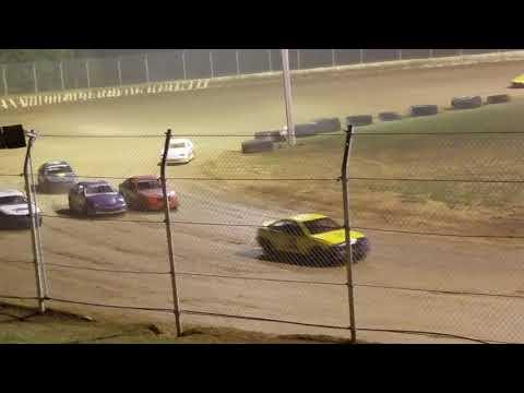 Florence speedway Hornet feature race 7-20-19