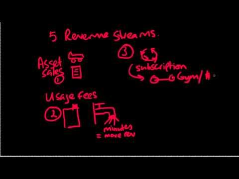 Business Model Generation Revenue Stream.mp4