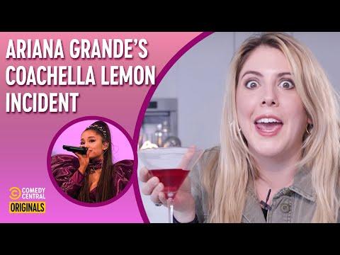 Kanye's $50 Used Socks Ariana Grande's Coachella Lemon Incident and More - Cheers to You