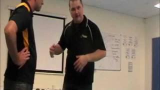 Progressive Defence - Verbal De-Escalation (self-defence workshop)