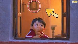 10 Errores que no viste en las películas Disney | Pixar 2018
