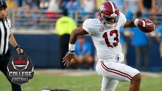 College Football Highlights: Alabama Crimson Tide crush Ole Miss 62-7 | ESPN