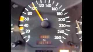 mercedes benz s class w140 acceleration 0 260km h s600 s500 s420 s320 great song
