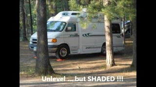 RV Travels / Michigan - Along Lake Huron to Alpena RV camping (P31)