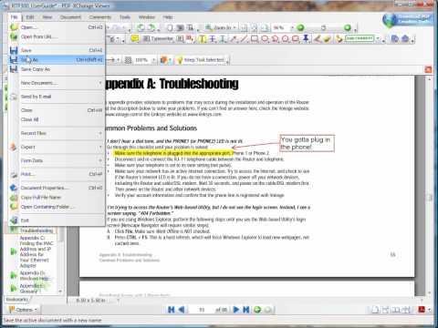 PDF X-Change Viewer