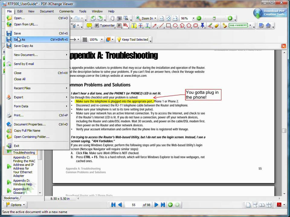PDF X-Change Viewer - YouTube