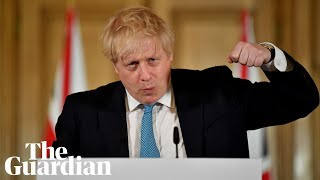 Boris Johnson says UK can 'turn the tide' of coronavirus within 12 weeks