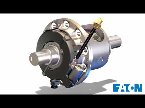Eaton EGerodisc Differential - Exploded View