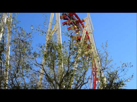 Orlando rollercoster compilment