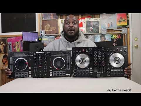 Unboxing Numark Mixtrack Platinum  w/ DDJ-SB3