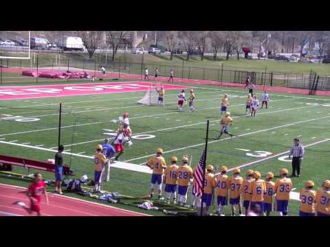 East Meadow Jets vs. Freeport Red Devils Boys Varsity Lacrosse 4/10/17