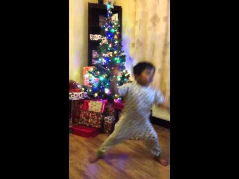 Christmas pudding song
