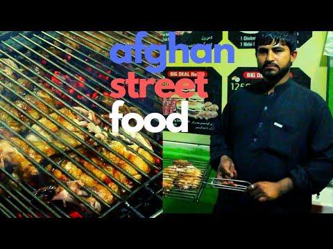 Afghanistan Street Food - Kandahar City | afghani BBQ