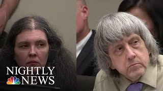 House Of Horrors Victims Speak Out As Parents Sentenced To Life In Prison | NBC Nightly News