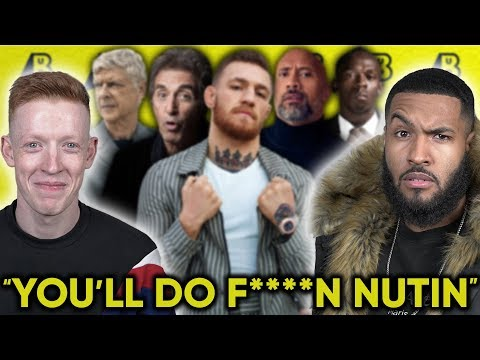 Is This The Worst Conor McGregor Impression Ever?! | You Know Nothing