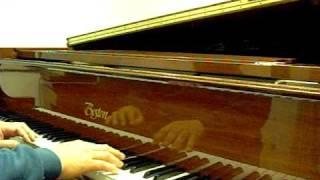 映画「チルソクの夏」の主題歌です。 アドリブで弾いてみました。 piano...