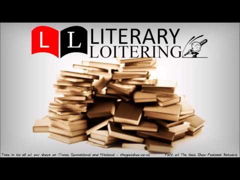 Literary Loitering 56 - Spirit Roasts and Cocktails