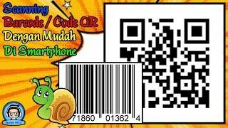 Tutorial Scan Kode QR Dan Barcode