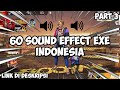60 SOUND EFFECT EXE INDONESIA - PART 3