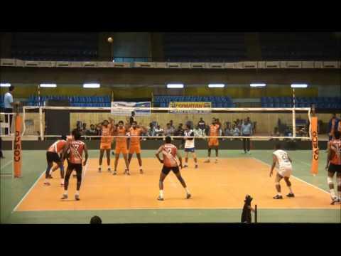 64th Indian National Volleyball Championship QF 1: Kerala Vs Uttarakhand