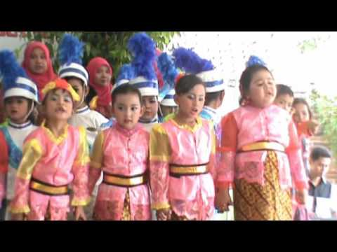 Lagu jasamu guru oleh siswa TK PEMBINA ABA 54 Semarang