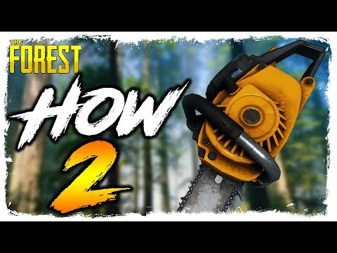 The Forest Cheats – Console Commands –